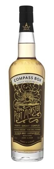 "Compass Box ""The Peat Monster"" Blended Scotch Fl 70"