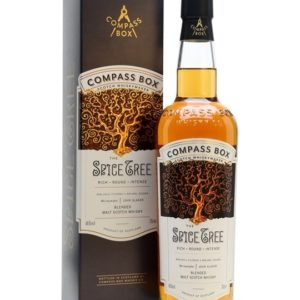 """Compass Box """"The Spice Tree"""" Blended Scotch Fl 70"""