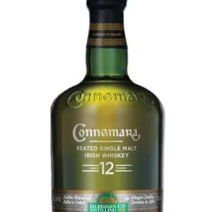 Connemara 12 Yo Peated Irish Single Malt