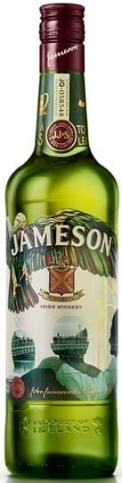Jameson Original Irish Whiskey - St. Patricks Day Fl 70