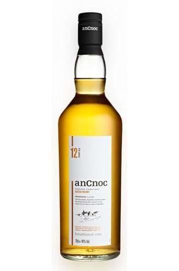 AnCnoc 12 YO Speyside Single Malt FL 70
