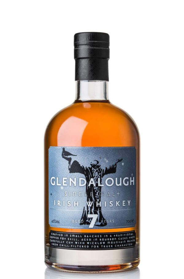 Glendalough 7 YO Irish Single Malt Whiskey FL 70