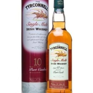 Tyrconnell 10 YO Port Cask Irish Singe Malt FL 70