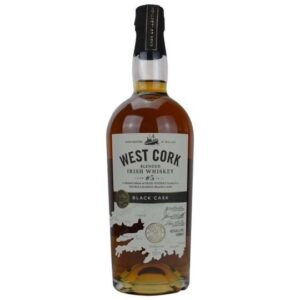 West Cork Black Cask Irish Whiskey FL 70