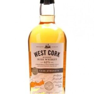 West Cork Cask Strength Irish Whiskey FL 70