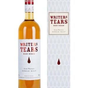 "Writer's Tears ""Red Head"" Irish Whiskey FL 70"