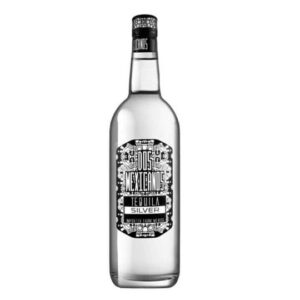 Dos Mexicanos Tequila Silver 1 Ltr